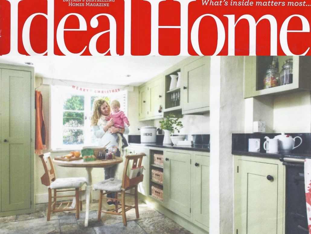 One Of Our Kitchens Featured In Ideal Home Magazine
